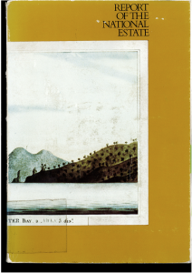 National Estate Report (cover)