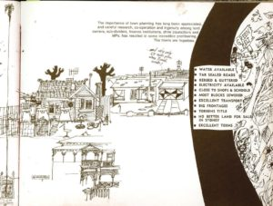 A page on urban planning from Australia Fair.